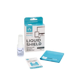 Best liquid screen protector Liquid Shield GoGoNano 25ml