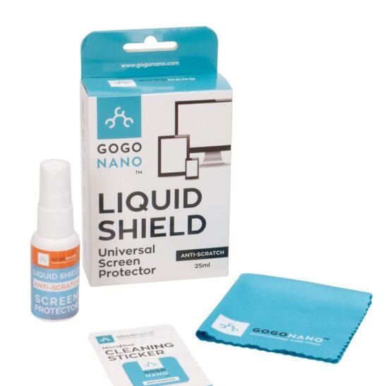 Liquid Screen Protector Liquid Shield GoGoNano