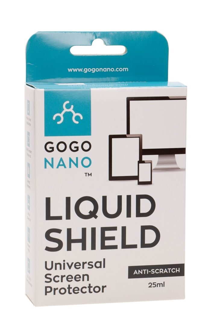 Liquid Shield Universal Screen Protector by GoGonano