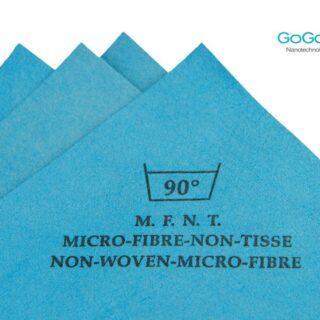 Non woven microfiber application cloth 40 x 38 cm
