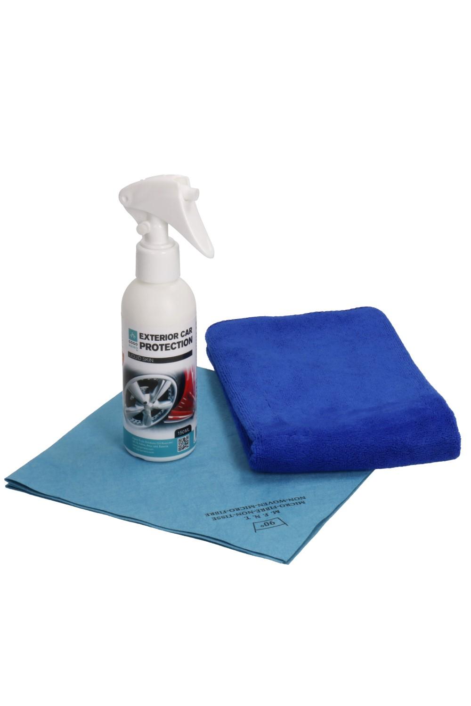 Vahavaba valine autokerekaitse liquid skin - 150мл универсальная защита кузова GoGoNano™ Dryve + салфетка микрофибра