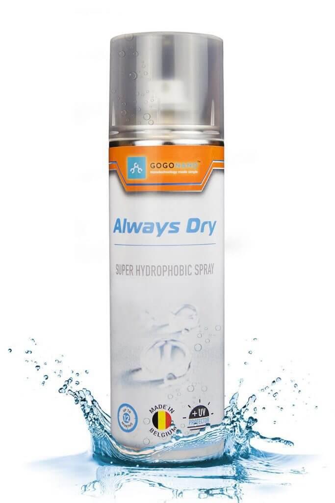 hele2 - GoGoNano™ средство для защиты текстиля и кожи Always Dry 300ml
