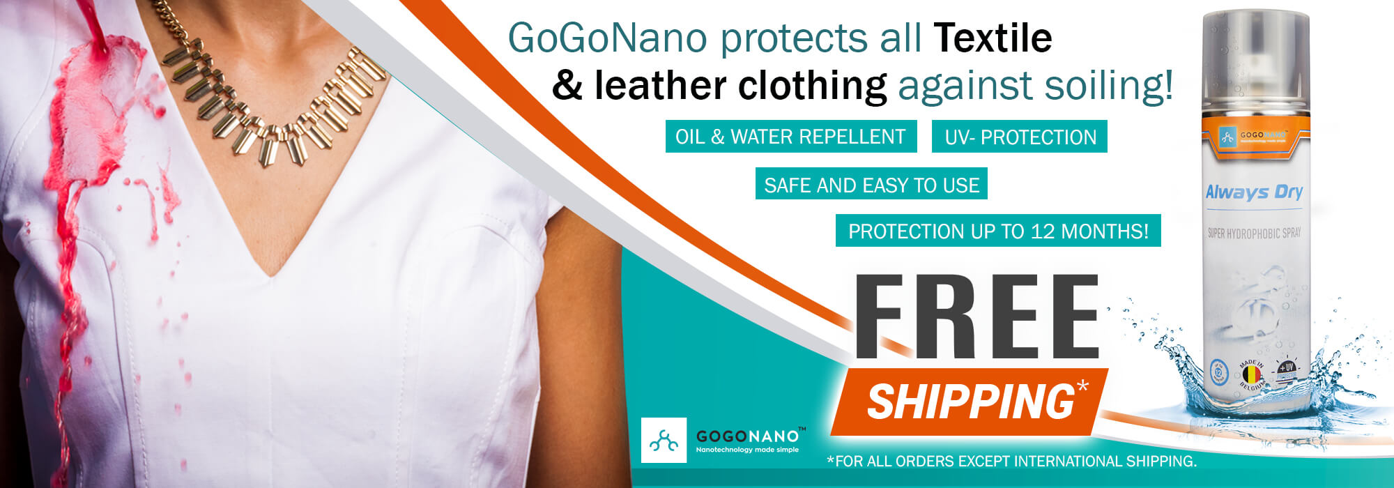 Superhydrophobic-nano-protection-gogonano-always-dry