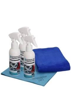Autokaitse vahavaba liquid skin gogonano - GoGoNano™ Liquid Skin Full Car Body Coating + Application Cloth 3-Pack