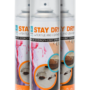 GoGoNano Stay Dry Superhydrophobic textile leather protection 3 pack 90x90 - Textile & leather Waterproof Spray GoGoNano™ Stay Dry 300ml x 3