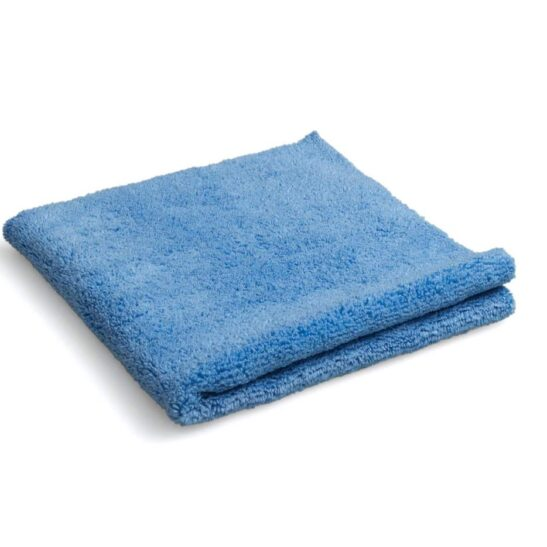 Laser Polish Blue Super Soft Microfiber Cloth 40x40cm