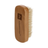 Natural GoGoNano pig hair wooden shoebrush