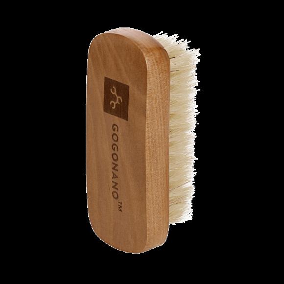 GoGoNano naturaalne 100% seakarvast harjastega puhastushari