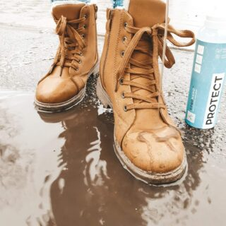 Water repellent spray for textile & leather