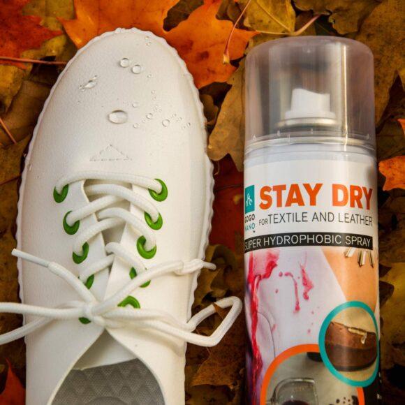 Stay Dry hoiab sinu jalad kuivad