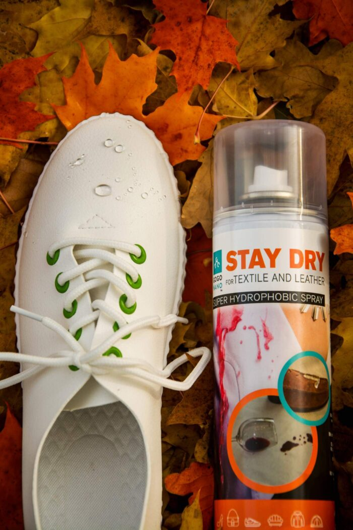 Nano coating spray for textile & leather