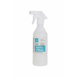 2-in-1 syvä puhdistusaine ja desinfiointiaine GoGoNano Anti-Viral, 500ml