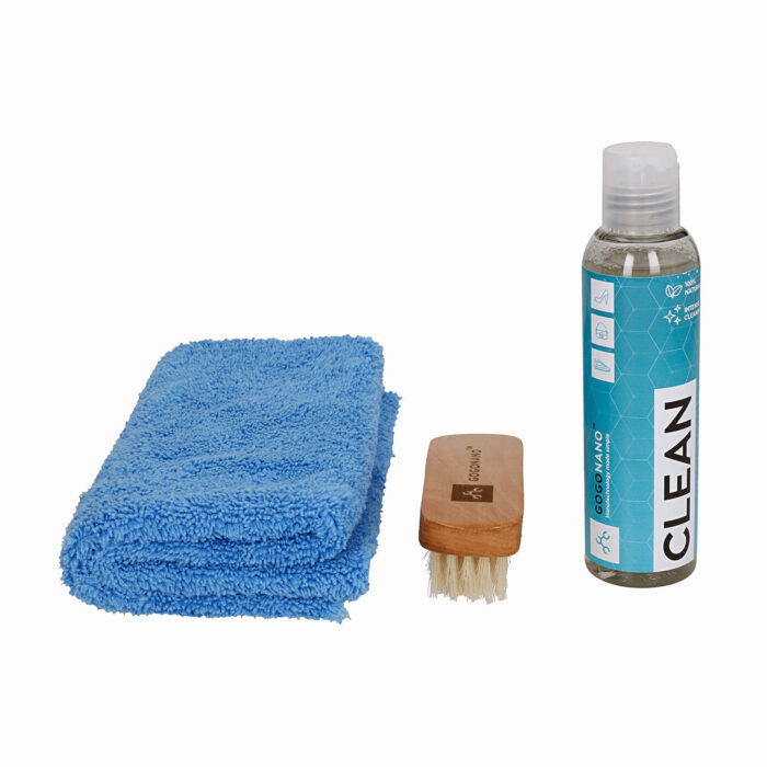 GoGoNano universal eco-friendly cleaner kit for fashion and footwear