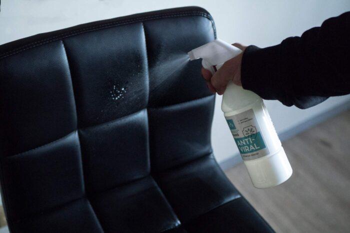 Anti Viral desinfitseerib ka istmed toolid ja istmekatted